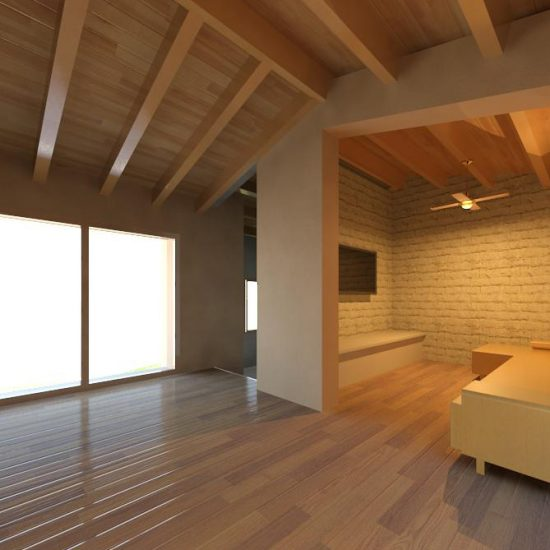 Realizzazione villa residenziale monofamiliare