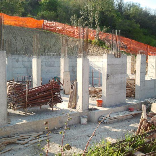 Realizzazione edificio residenziale