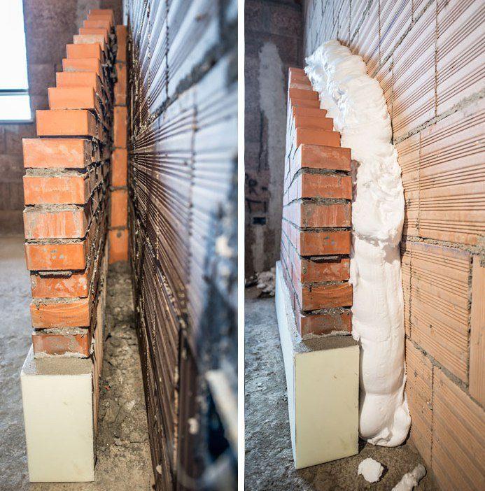 Isolamento termico delle intercapedini vuote - Isolare il tetto dall interno ...